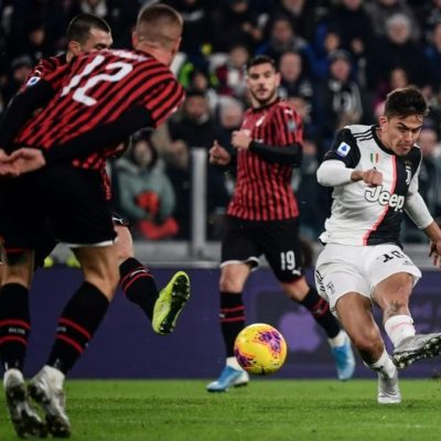 Can Anyone Joust Juventus from the Top of Serie A