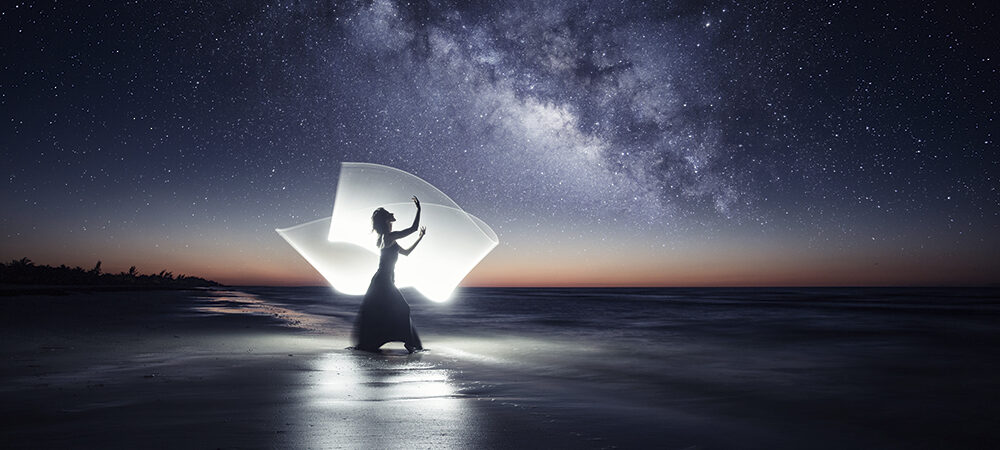 Steve Fisackerly Explore SLR photography with light painting