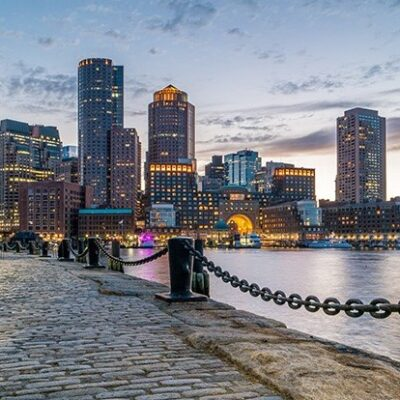 Brian Ferdinand: Several Reasons Why Boston Is the Place to Beat for Building a Business