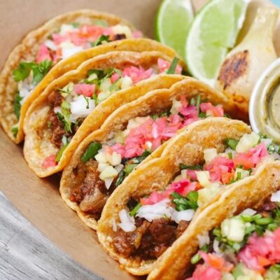 Rose Burillo – Tips on Getting The Best Taco Stand
